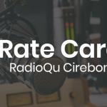 Rate Card Iklan RadioQu 92.9 FM Cirebon